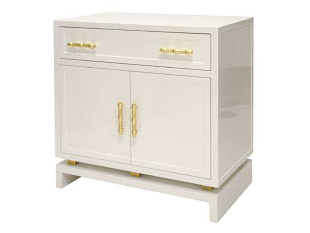 Marcus Cabinet / White