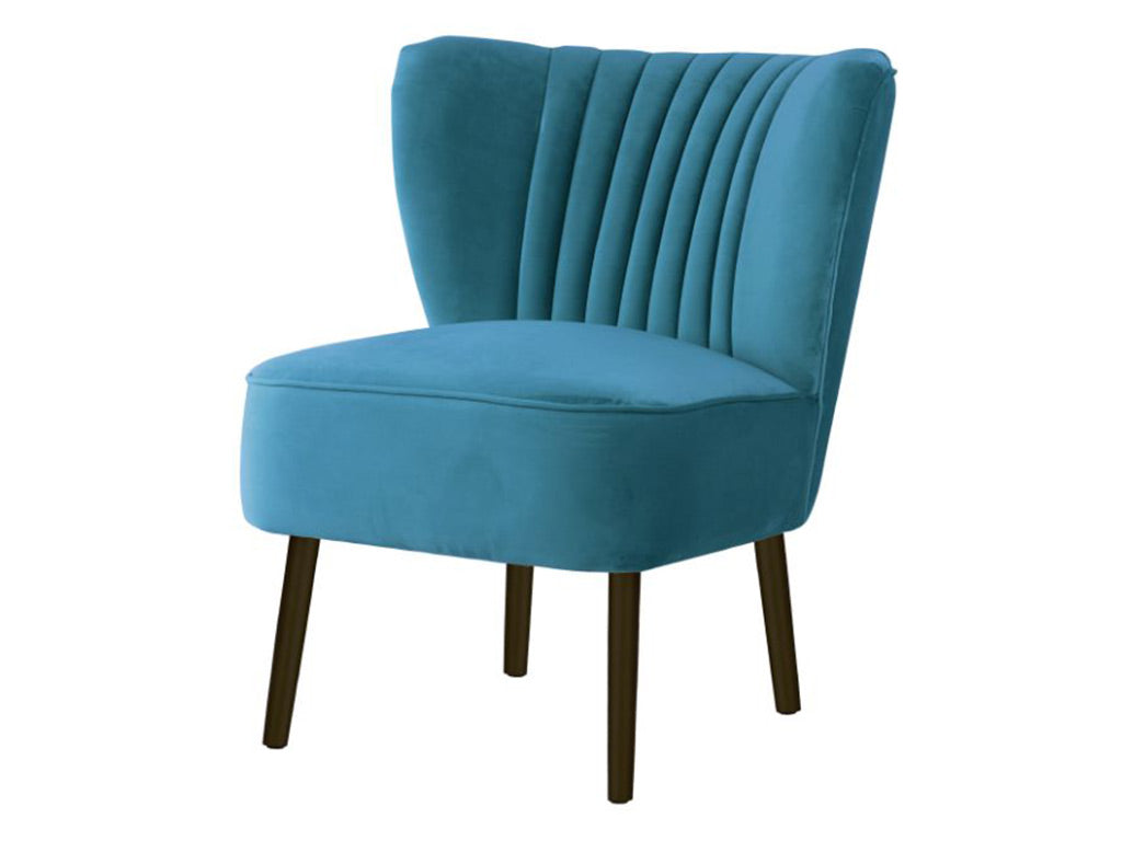 Matilda Chair / Adriatic Blue