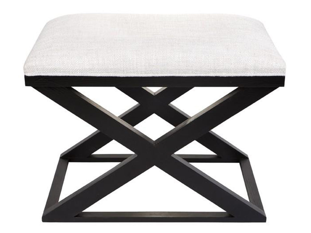Yves Low Stool / Black