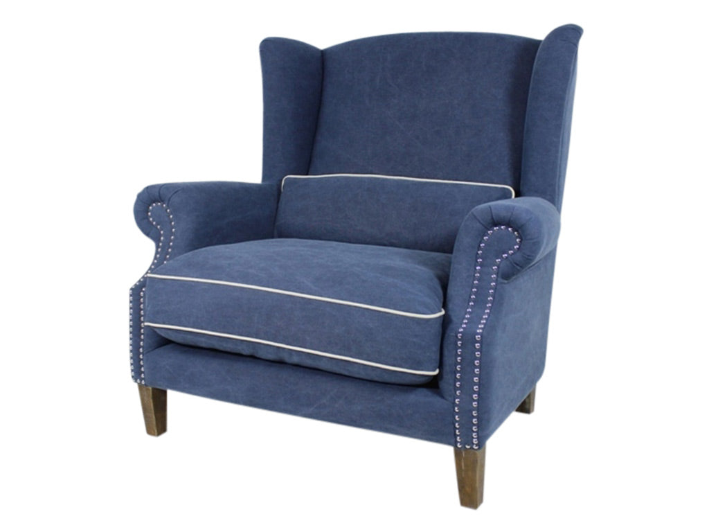 Maison Occasional Chair / Navy