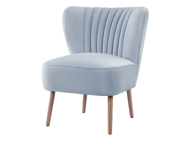 Matilda Chair / Blue Grey