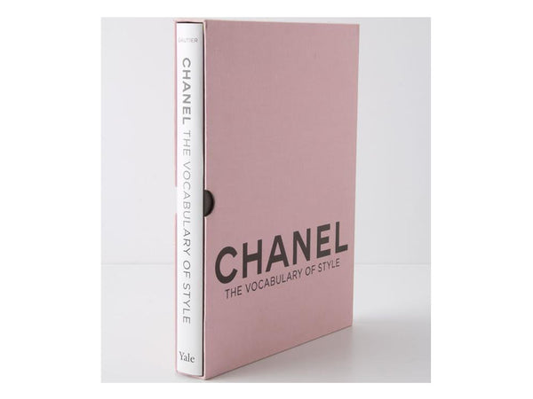 Chanel - Vocabulary of Style / Coffee Table Book