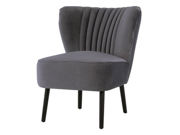 Matilda Chair / Charcoal