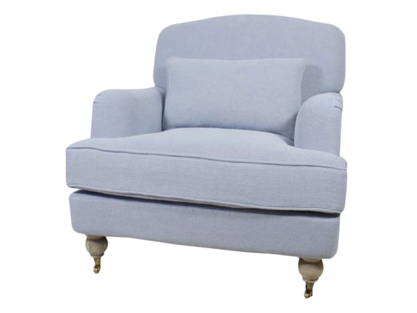 Aviana Occasional Chair / Light Blue