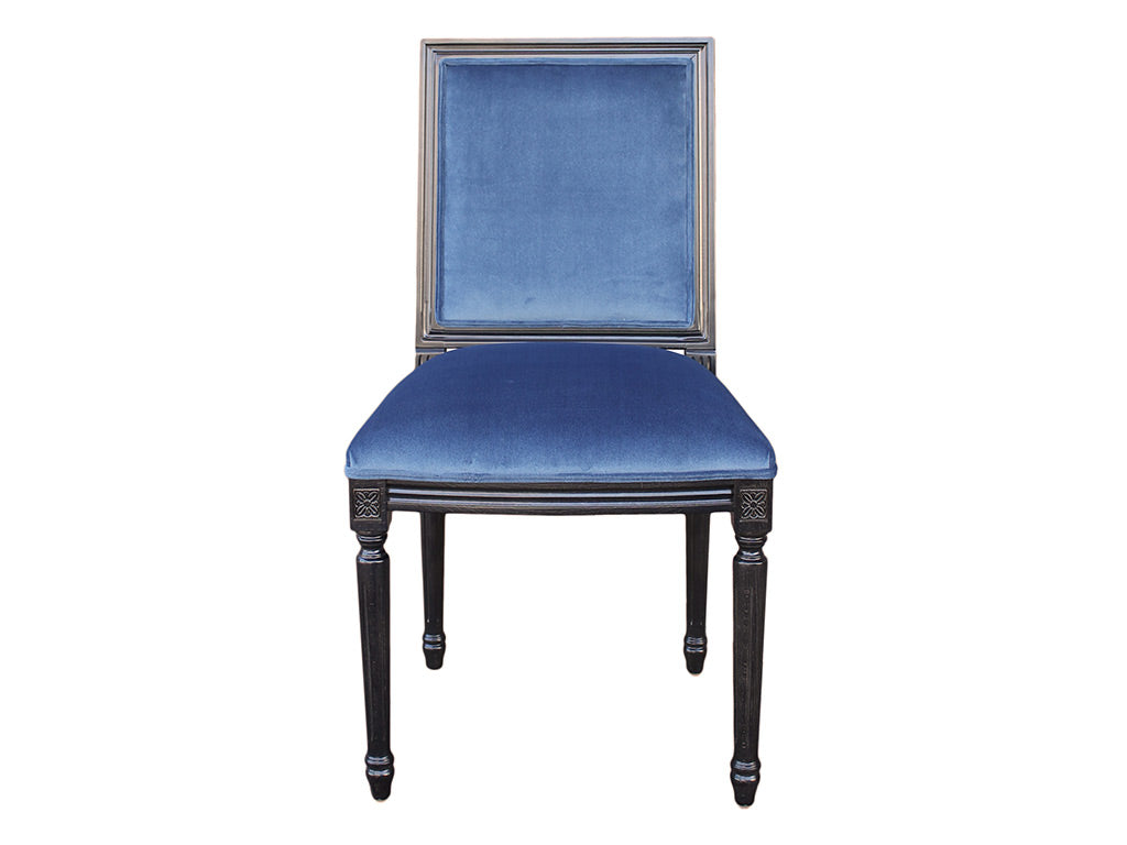 Lucia Side Chair / Ebony