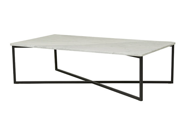 Westley Coffee Table / Black & White