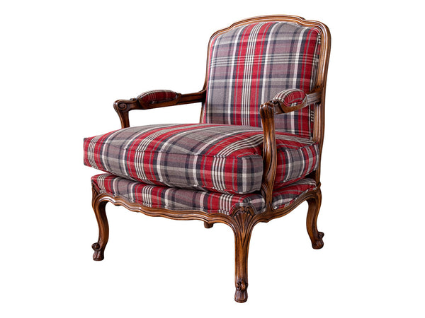 Louis Chair / Fabric Example IV