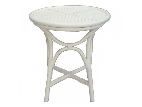 Isola Side Table / White