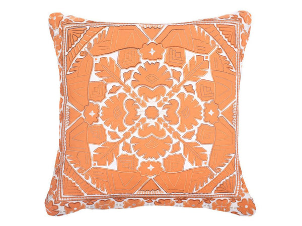 Trigg Outdoor Cushion / Orange