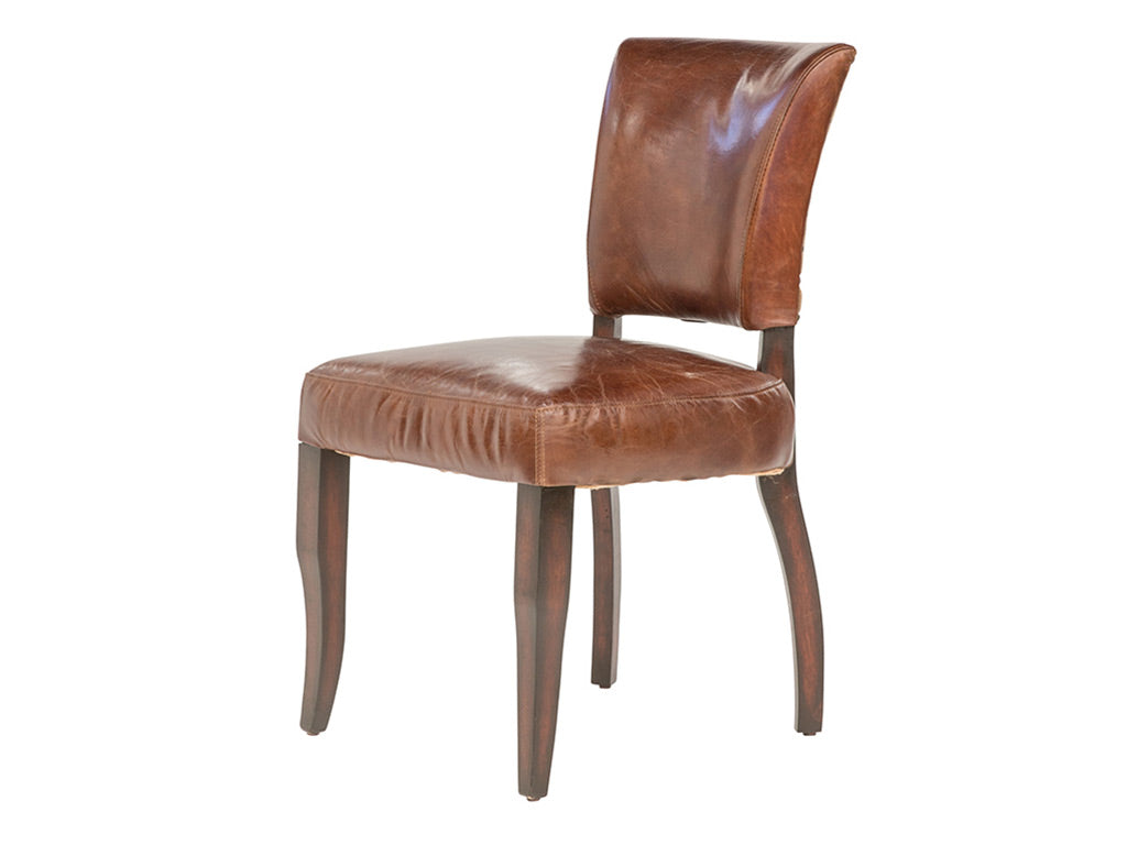 Fenton Dining Chair / Leather