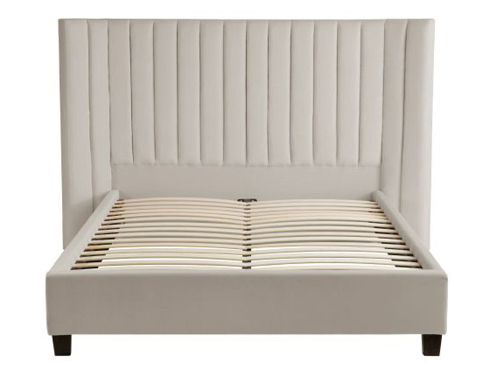 Lulu Headboard / Light Grey
