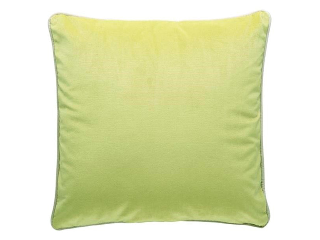 Luna Cushion / Lime