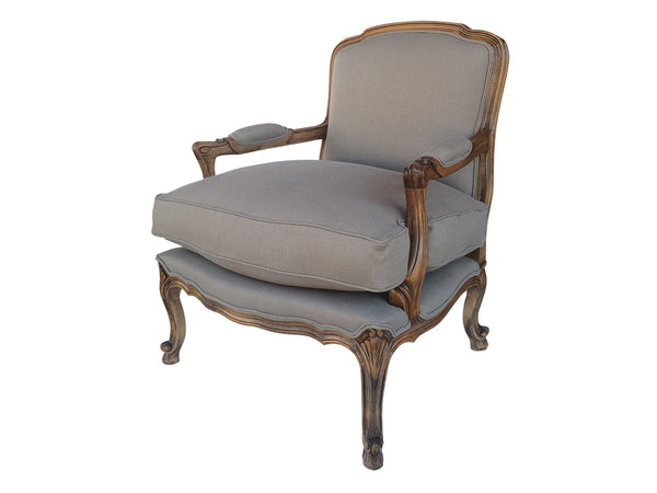 Louis Chair / Fabric Example V