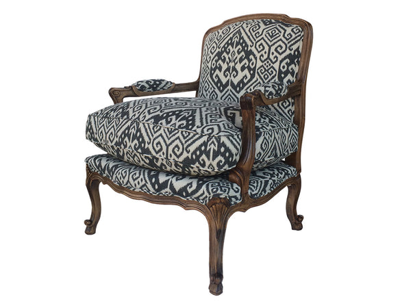 Louis Chair / Fabric Example VI