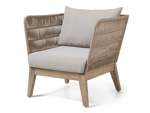 Abe Outdoor Occasional Chair