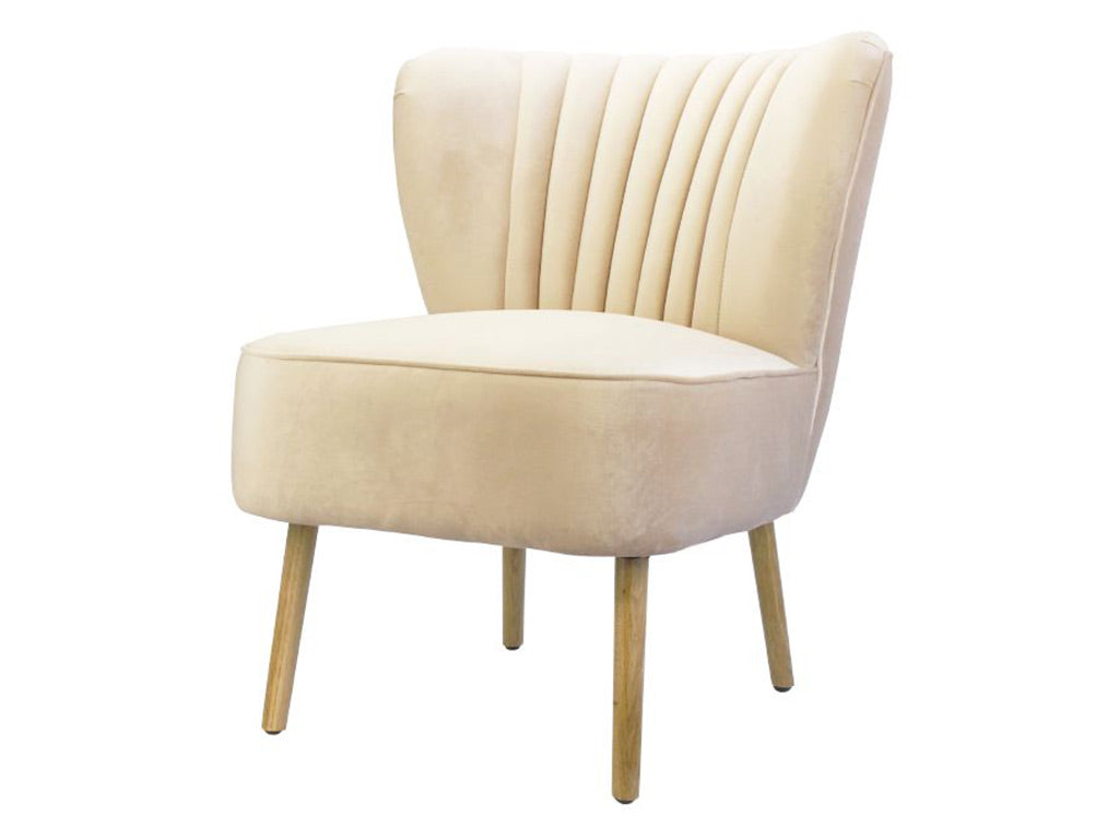 Matilda Chair / Nude