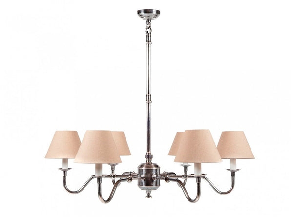 Gilmour Chandelier / Silver