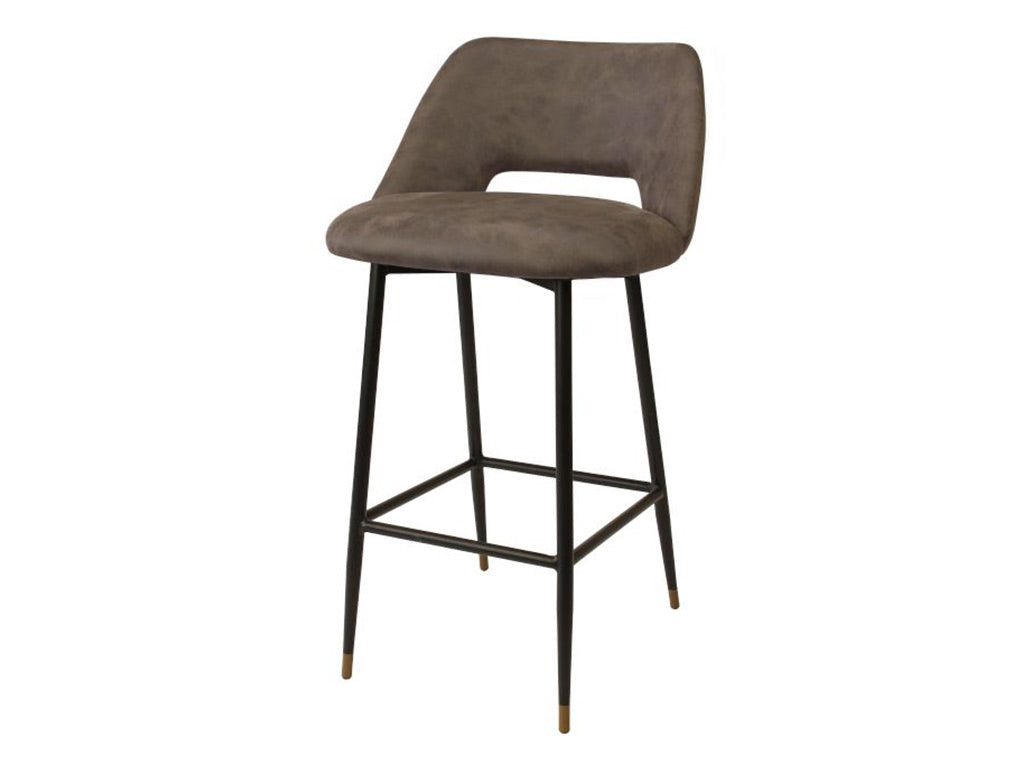Milan Bar Stool / Mocha