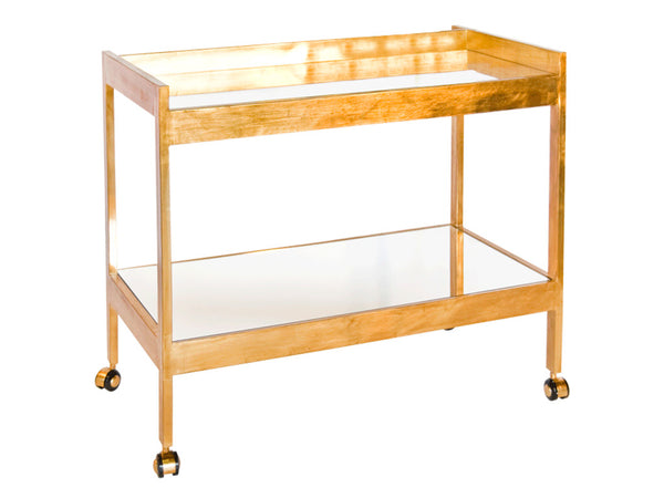 Roland Bar Cart / Gold