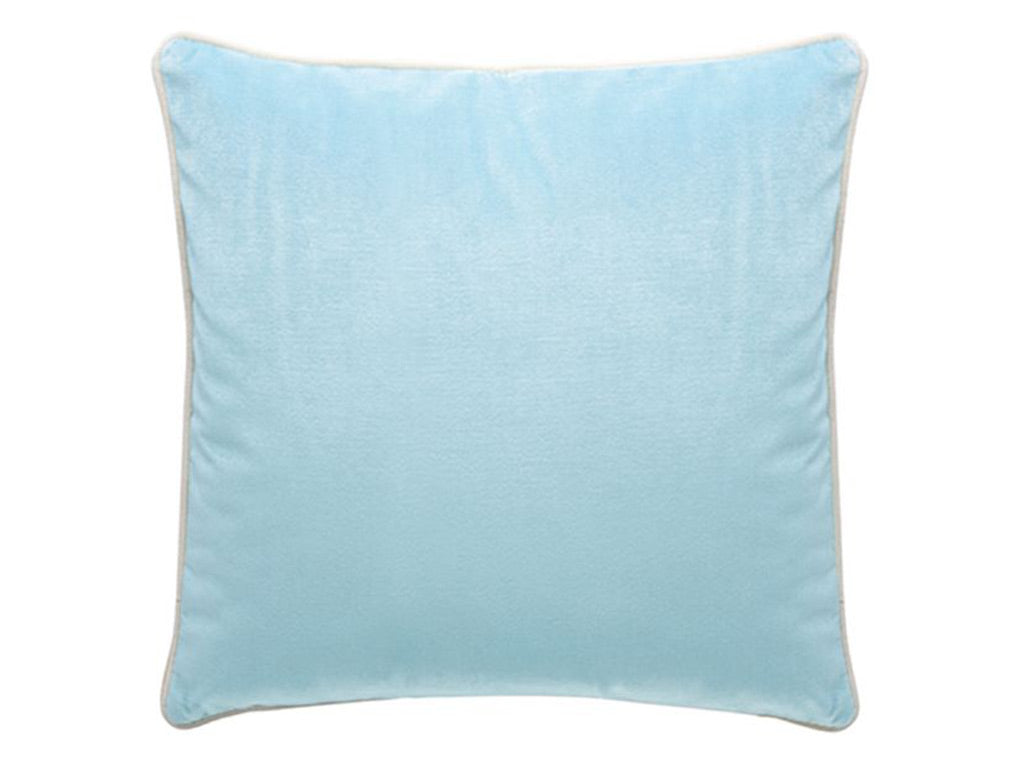 Luna Cushion / Sky Blue