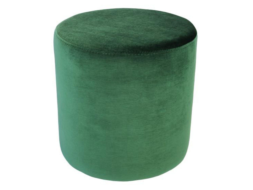 Eugene Small Ottoman / Ivy Green