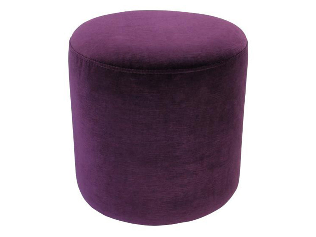 Eugene Small Ottoman / Mulberry