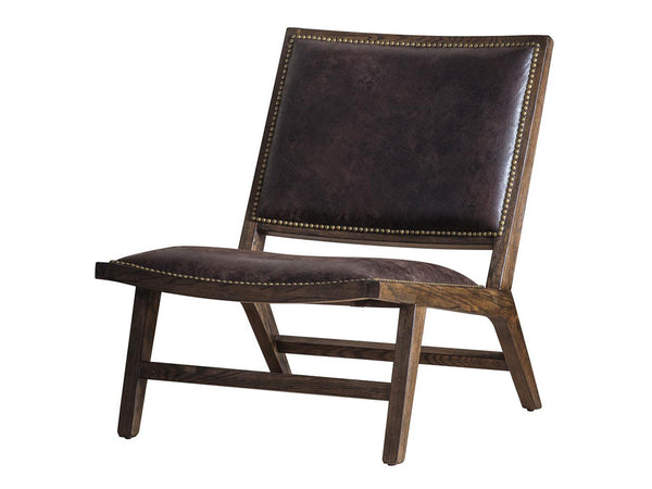 Christophe Leather Chair