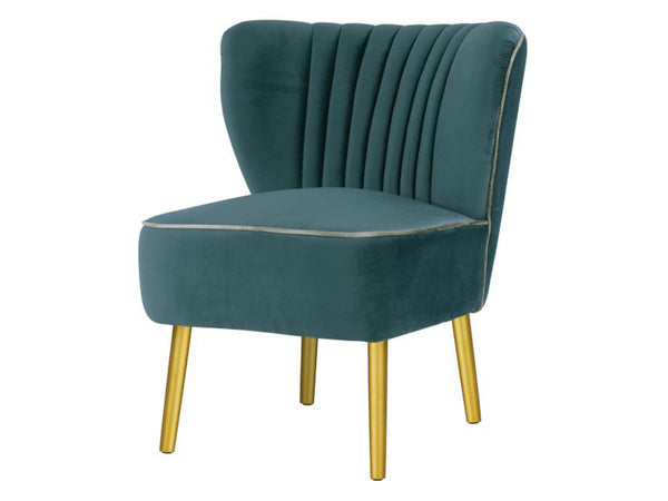 Matilda Chair / Steel Blue