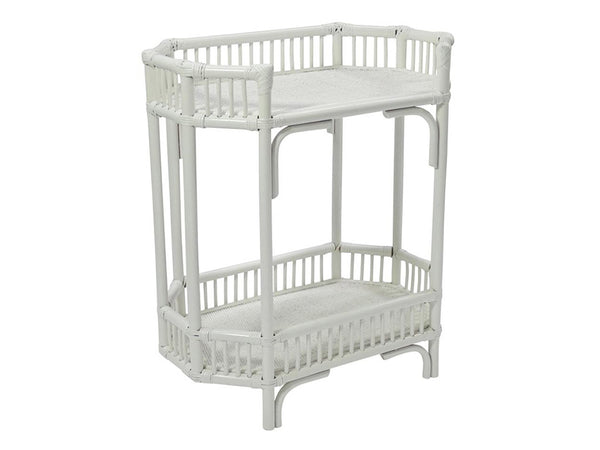 Piero Bar Cart / White