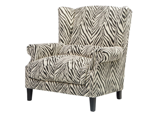 Maison Occasional Chair / Zebra