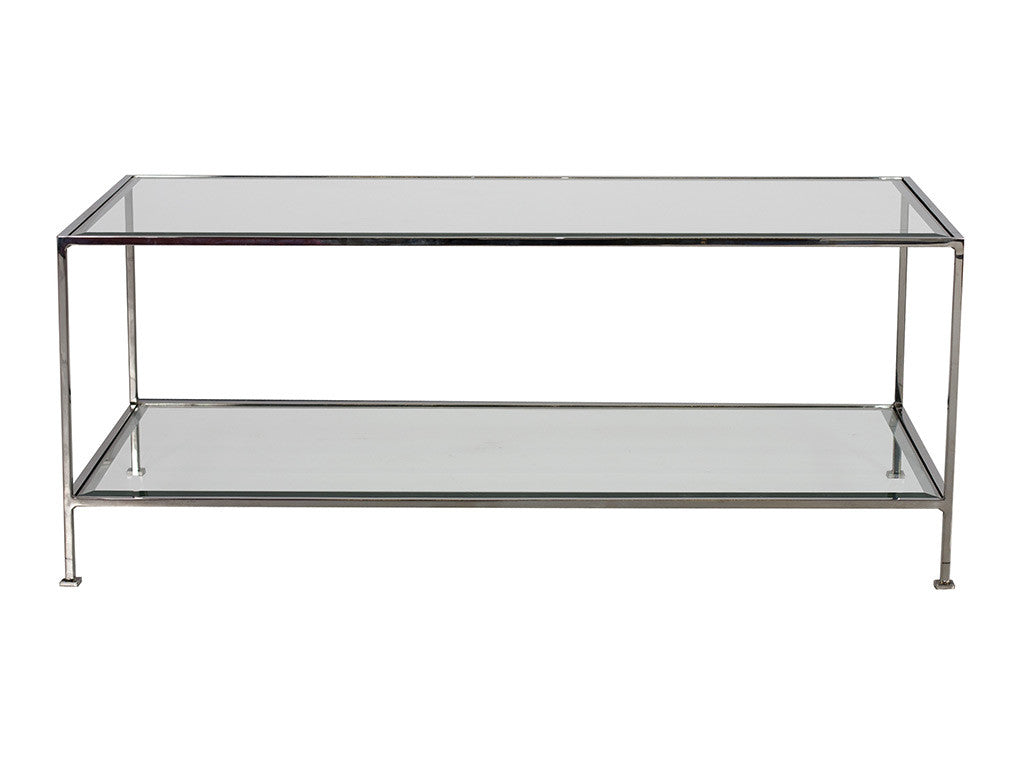 Taylor Coffee Table / Silver