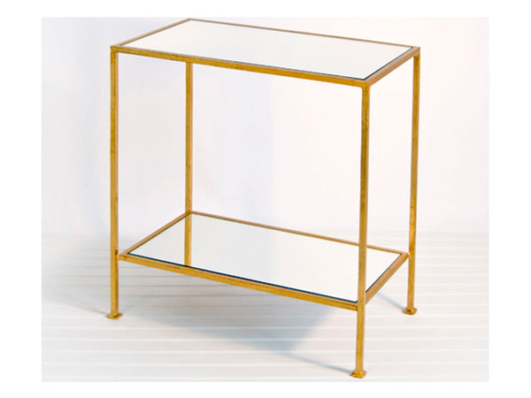 Plano Table / Gold