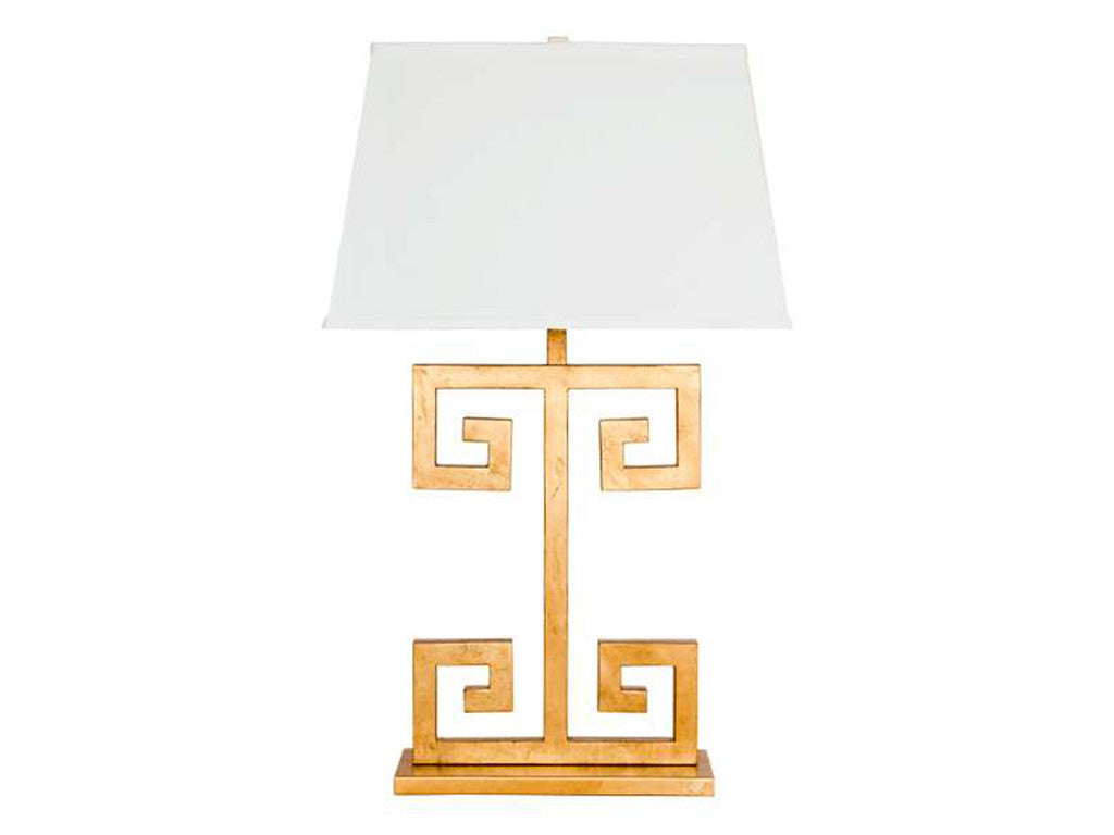 Clayton Table Lamp / Gold