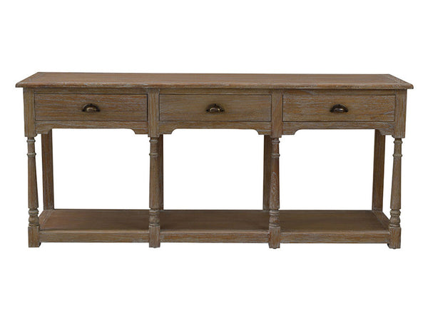 Leighton Console / Large Natural