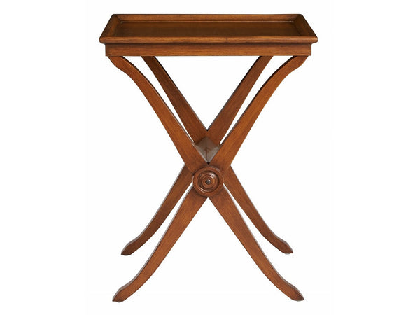 Paloma Side Table / Walnut