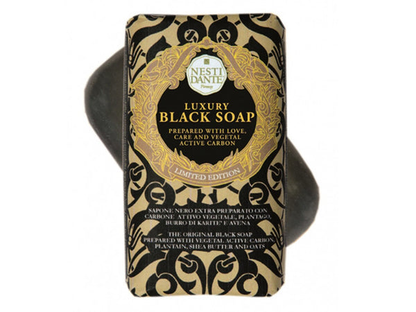 Luxury Soap / Black