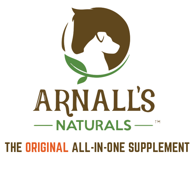Arnalls Naturals all in one supplement logo