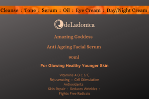 Amazing Goddess Facial Serum Oil 90ml