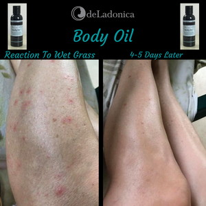Body Oil Natural Organic Skincare
