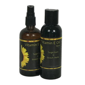 Vitamin E Oil 90ml Natural Organic Skincare