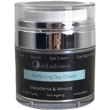 Load image into Gallery viewer, Perfecting Day Cream 50ml Stylish Squirt Top Tub - Facial,best skin care, best skin care brands, natural organic skin care, skin care products, best skin care for acne, best skin care products, best skin care australia, best skin care routine, organic skin care,organic skin care australia, organic skin care products,organic skin co, organic skin care brisbane, organic skin care routine, organic skin care manufacturers australia, organic skin care images,