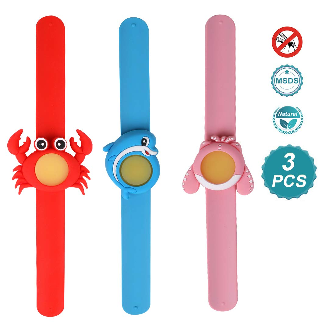 New Mosquito Repellent Bracelet for Your Kids!