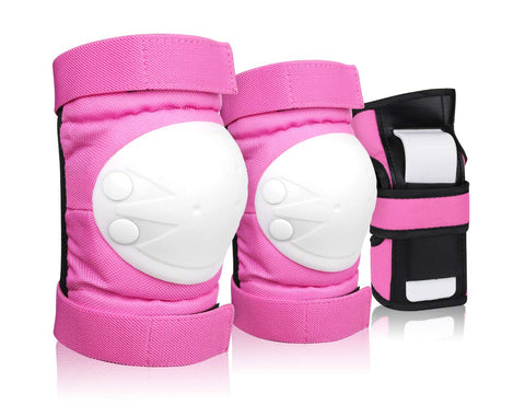 DEKINMAX Knee Pads for Kids & Youth Protective Gear Set