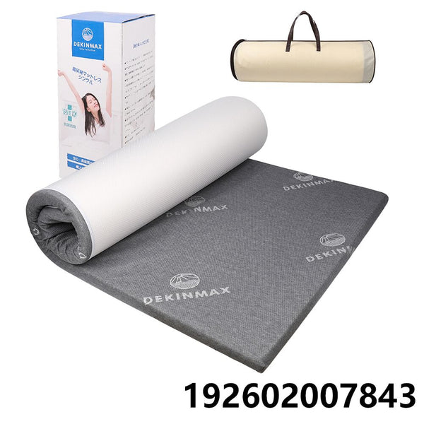 DEKINMAX mattress single high resilience mattress bed mat high density thickness