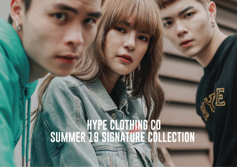 HYPE Summer'19 Signature Collection