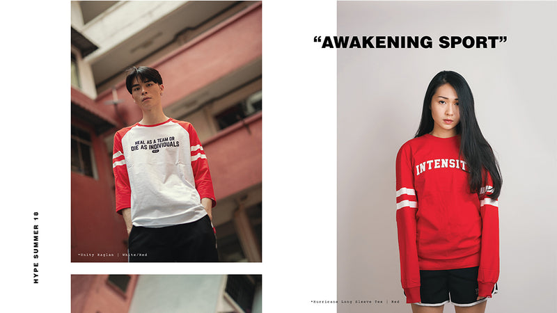 HYPE Summer'18 - Awakening Sport Collection