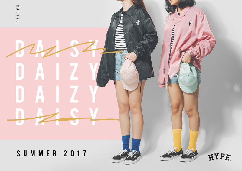 Daizy - HYPE Summer '17 Ladies Collection