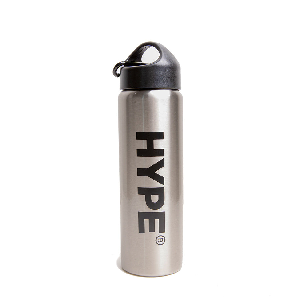 Signature Thermos Flask | Silver
