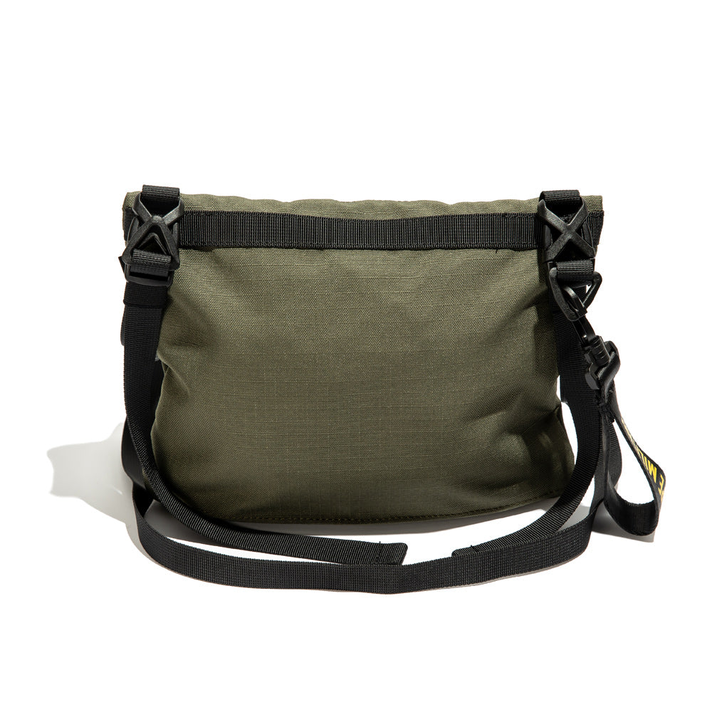 Capsule Military Command Sacoche Bag | Olive