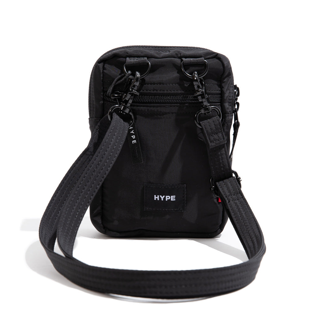 Seasonal Marcher Sling Bag  | Black
